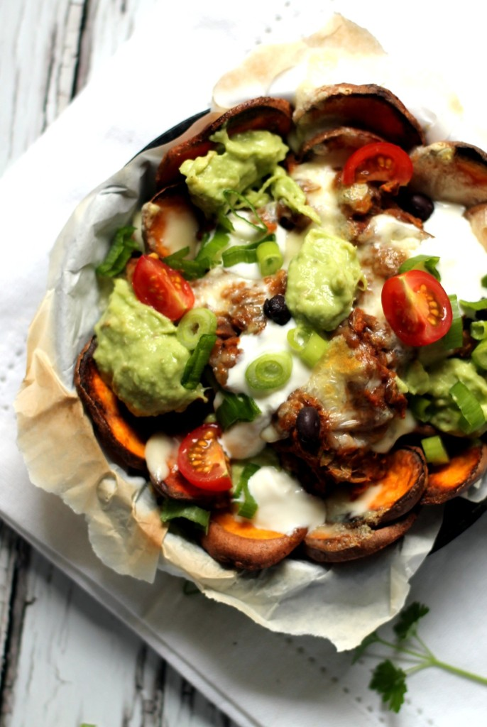 These healthy vegetarian nachos might just make you fall in love with lentils!