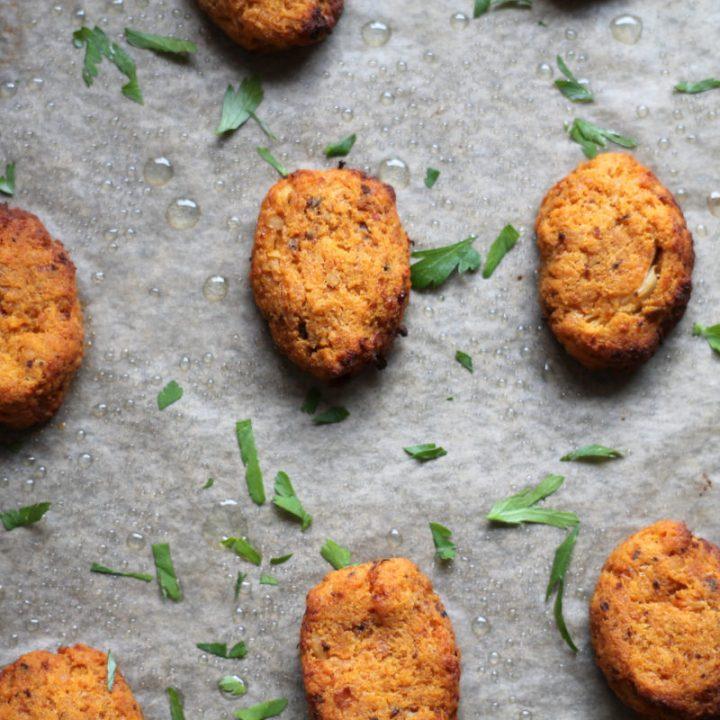 Roasted Cauliflower Nuggets