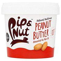 Pip & Nut Peanut Butter - 1kg (2.2lbs)