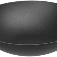 Amazon Basics Cast Iron Wok